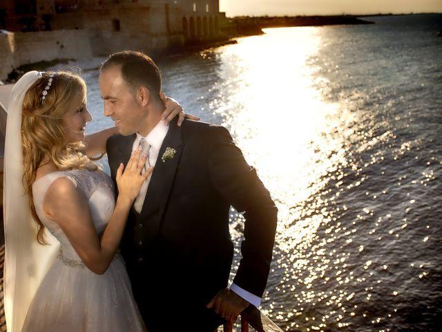 Il matrimonio di Valentina e Alessandro a Trani, Bari 8
