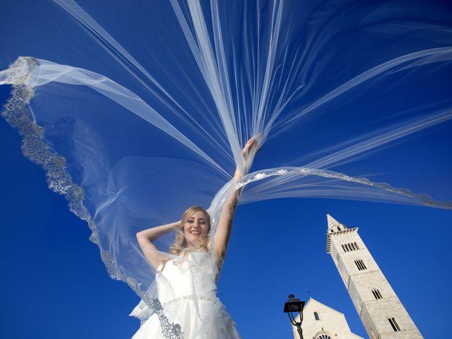 Il matrimonio di Valentina e Alessandro a Trani, Bari 10