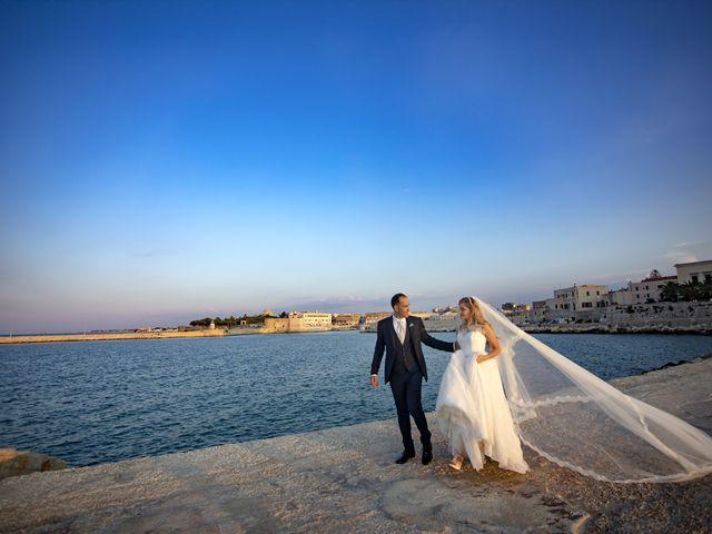 Il matrimonio di Valentina e Alessandro a Trani, Bari 14