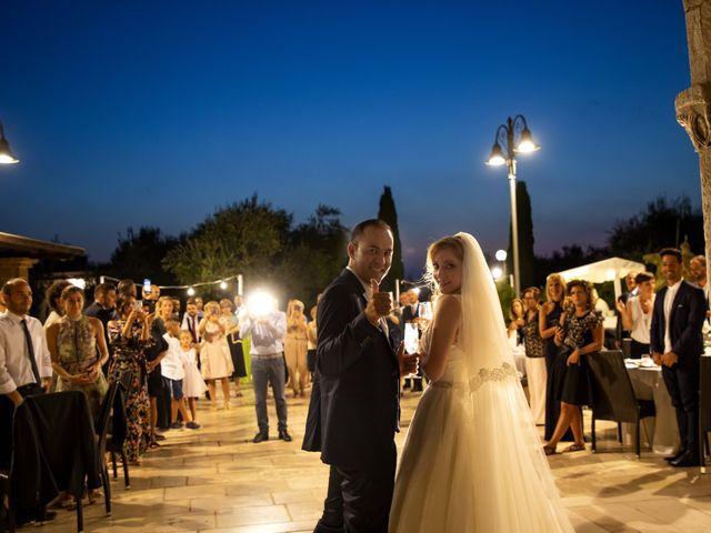 Il matrimonio di Valentina e Alessandro a Trani, Bari 18