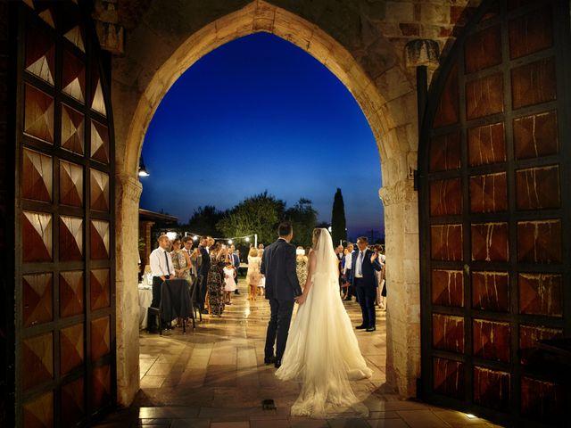 Il matrimonio di Valentina e Alessandro a Trani, Bari 19