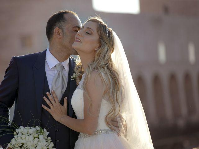 Il matrimonio di Valentina e Alessandro a Trani, Bari 34