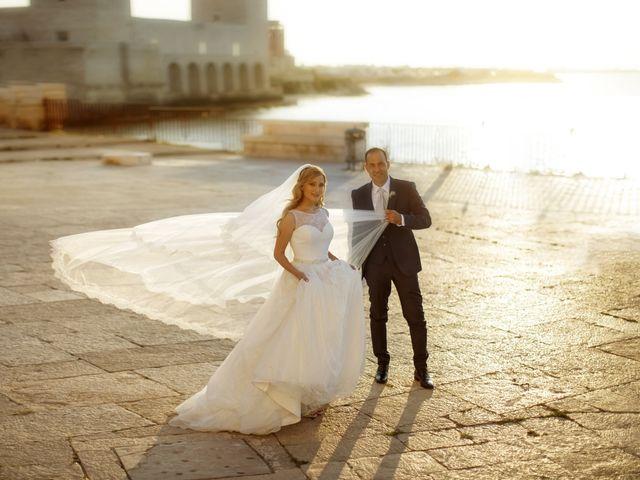 Il matrimonio di Valentina e Alessandro a Trani, Bari 36