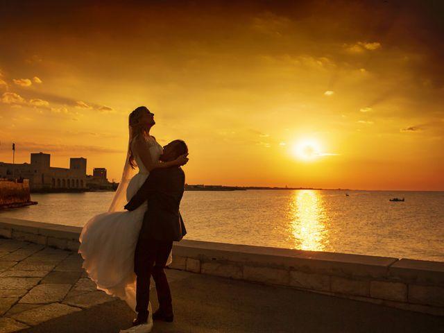 Il matrimonio di Valentina e Alessandro a Trani, Bari 39