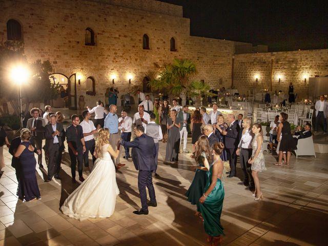 Il matrimonio di Valentina e Alessandro a Trani, Bari 43