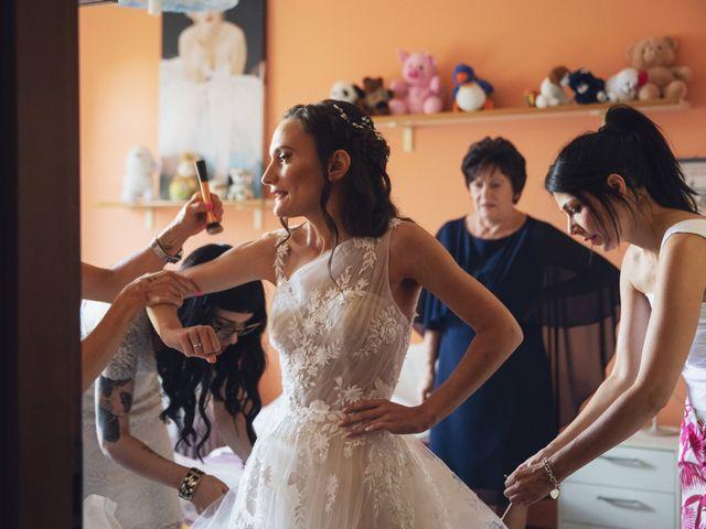 Il matrimonio di Alex e Arianna a Roncoferraro, Mantova 12