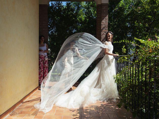 Il matrimonio di Alex e Arianna a Roncoferraro, Mantova 1