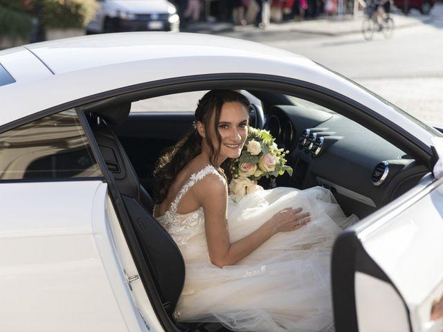 Il matrimonio di Alex e Arianna a Roncoferraro, Mantova 19