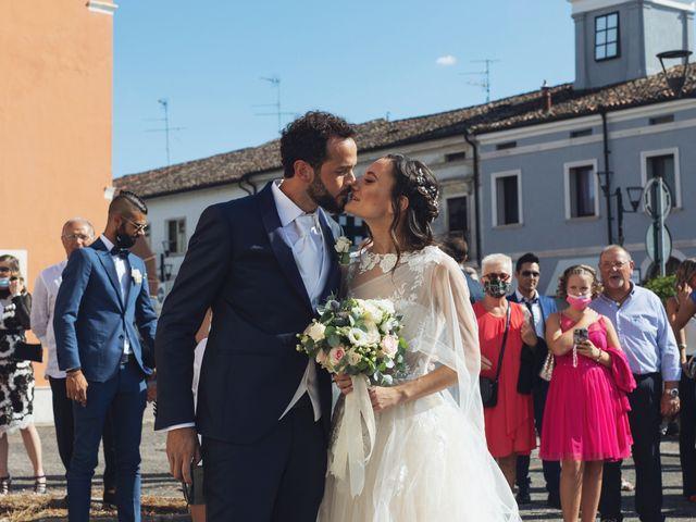 Il matrimonio di Alex e Arianna a Roncoferraro, Mantova 20