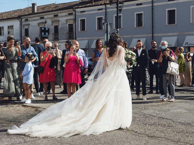 Il matrimonio di Alex e Arianna a Roncoferraro, Mantova 21