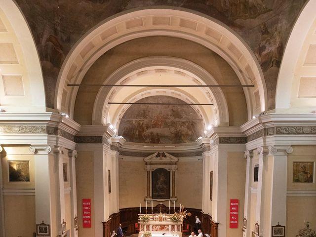 Il matrimonio di Alex e Arianna a Roncoferraro, Mantova 22