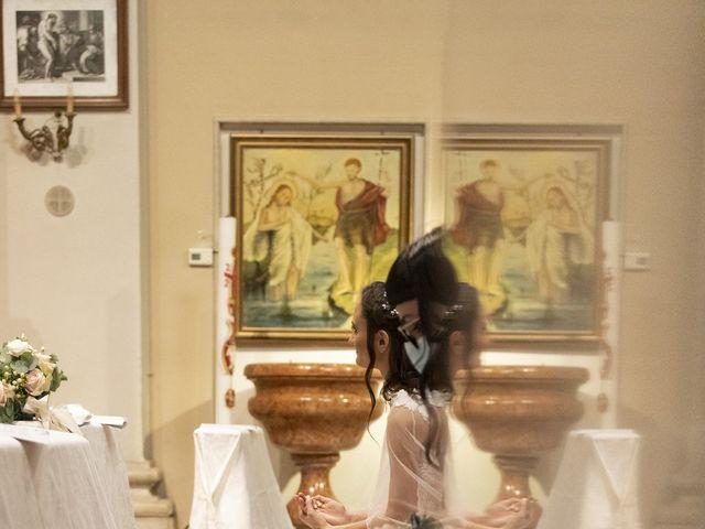 Il matrimonio di Alex e Arianna a Roncoferraro, Mantova 25