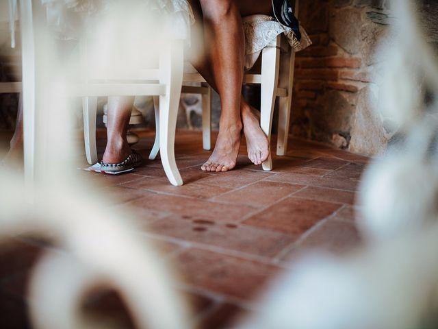 Il matrimonio di Ciro e Joanna a Buti, Pisa 4