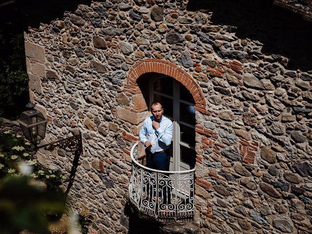 Il matrimonio di Ciro e Joanna a Buti, Pisa 8