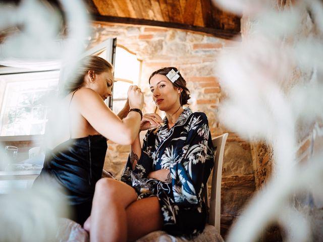 Il matrimonio di Ciro e Joanna a Buti, Pisa 10