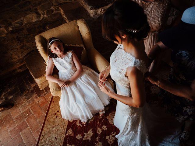 Il matrimonio di Ciro e Joanna a Buti, Pisa 11
