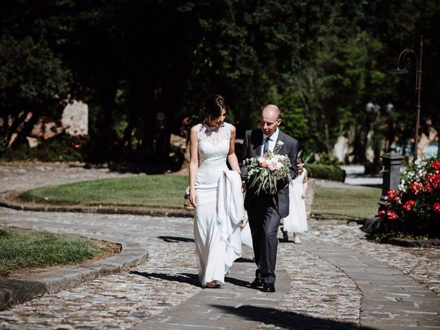 Il matrimonio di Ciro e Joanna a Buti, Pisa 14