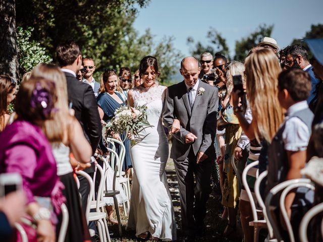 Il matrimonio di Ciro e Joanna a Buti, Pisa 16