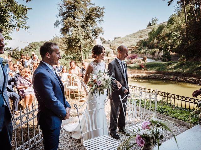 Il matrimonio di Ciro e Joanna a Buti, Pisa 17