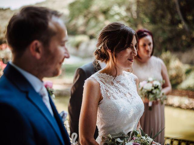 Il matrimonio di Ciro e Joanna a Buti, Pisa 18