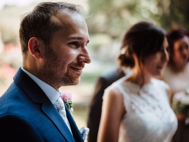 Il matrimonio di Ciro e Joanna a Buti, Pisa 19