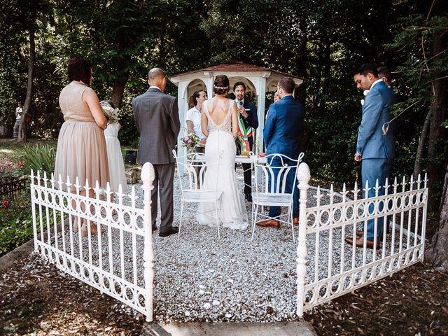 Il matrimonio di Ciro e Joanna a Buti, Pisa 20