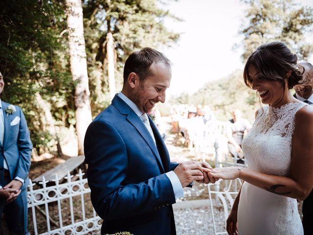 Il matrimonio di Ciro e Joanna a Buti, Pisa 29
