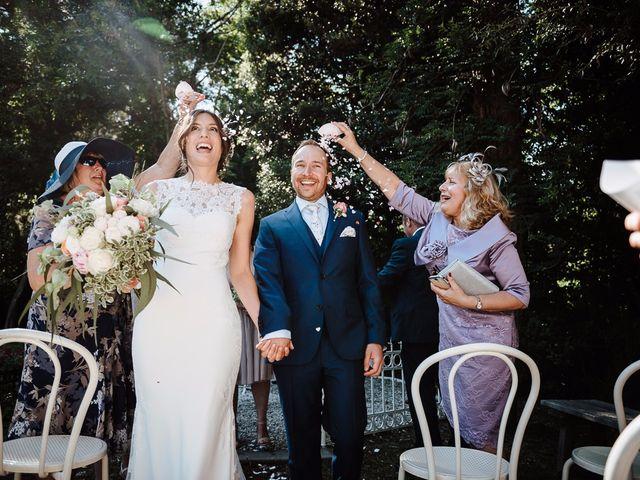 Il matrimonio di Ciro e Joanna a Buti, Pisa 33