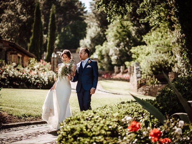 Il matrimonio di Ciro e Joanna a Buti, Pisa 44
