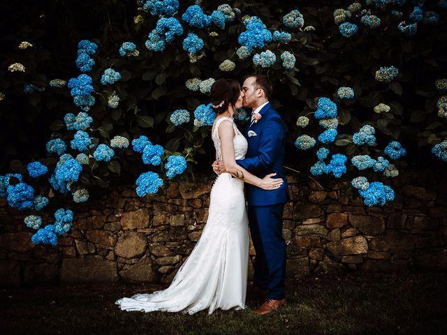Le nozze di Joanna e Ciro