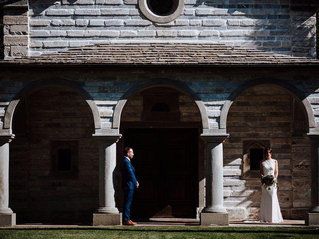 Il matrimonio di Ciro e Joanna a Buti, Pisa 46