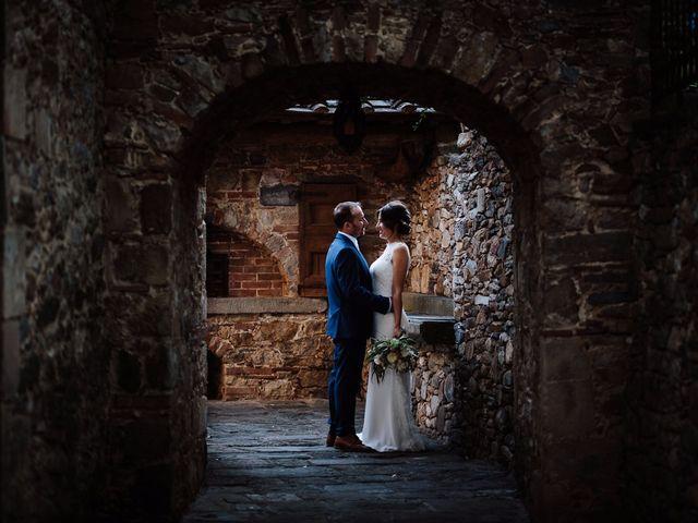Il matrimonio di Ciro e Joanna a Buti, Pisa 51