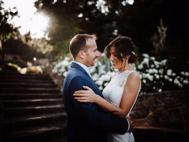 Il matrimonio di Ciro e Joanna a Buti, Pisa 1
