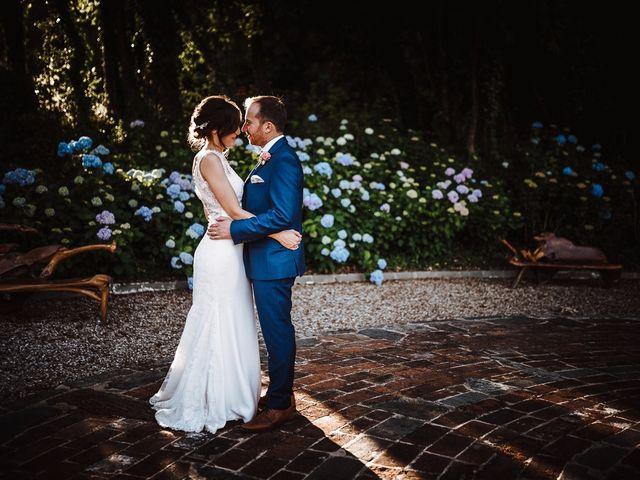 Il matrimonio di Ciro e Joanna a Buti, Pisa 54