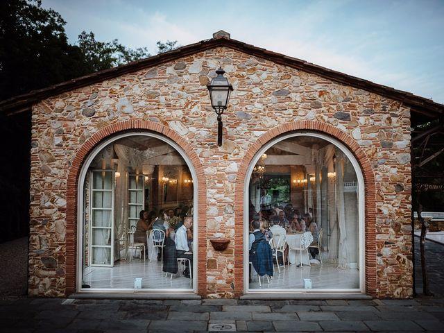 Il matrimonio di Ciro e Joanna a Buti, Pisa 62