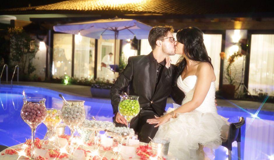 Il matrimonio di Andrea e Elisa a Bagnolo San Vito, Mantova