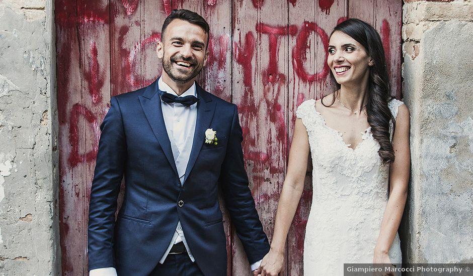 Il matrimonio di Danilo e Sara a Teramo, Teramo