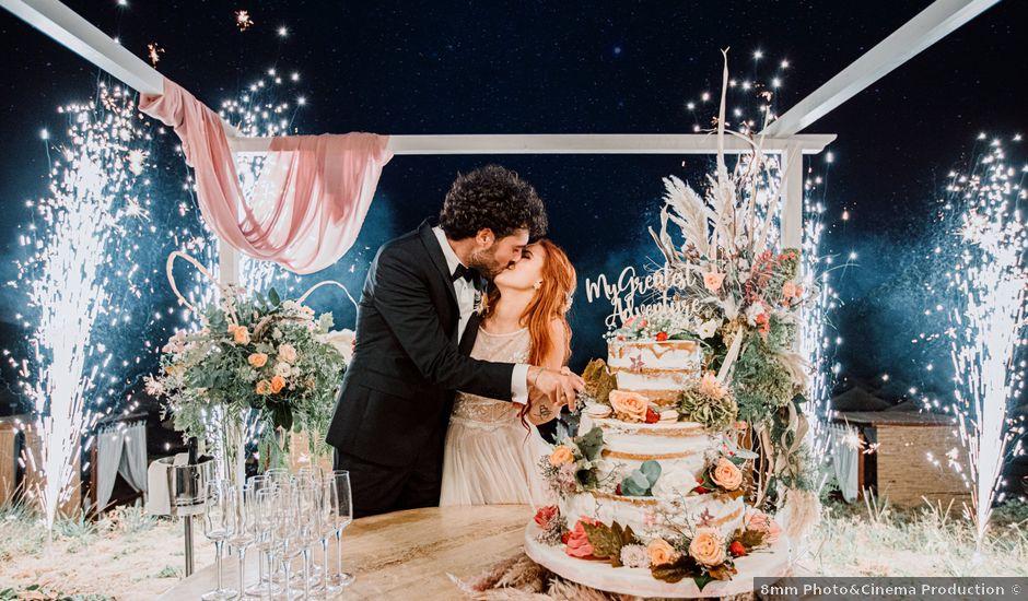 Il matrimonio di Marco e Martina a Cellole, Caserta