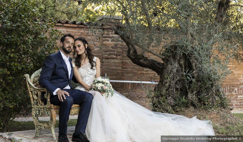 Il matrimonio di Alex e Arianna a Roncoferraro, Mantova