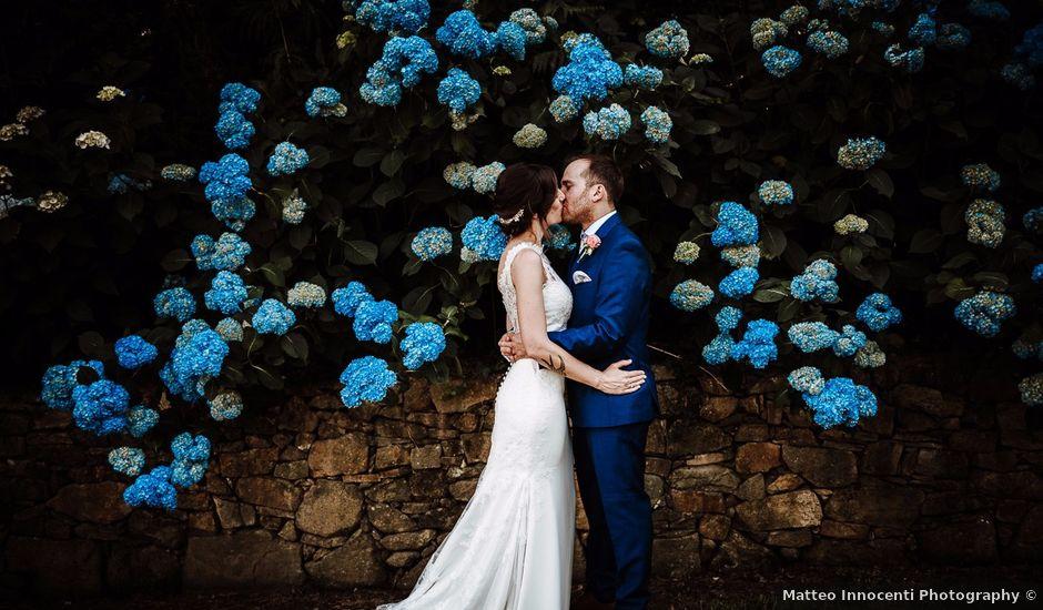 Il matrimonio di Ciro e Joanna a Buti, Pisa