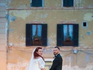 Le nozze di Roberta e Giorgio 1