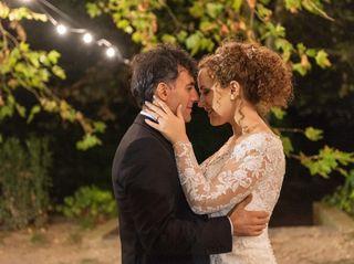 Le nozze di Maria Grazia e Vittorio