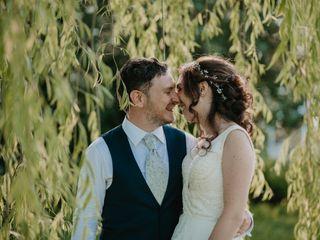 Le nozze di Maria Cristina e Mattia
