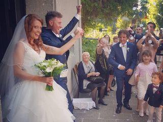 Le nozze di Samantha e Francesco