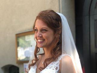 Le nozze di Samantha e Francesco 1