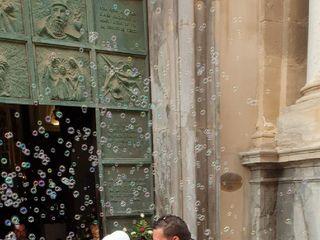Le nozze di Rosa Cristina  e Sebastiano  1