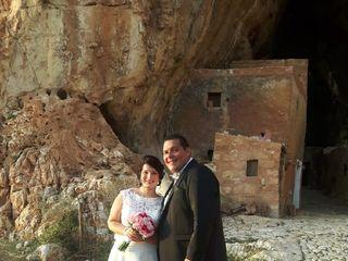 Le nozze di Rosa Cristina  e Sebastiano  2