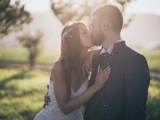 Le nozze di Serena e Gianmarco