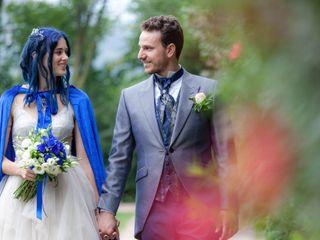 Le nozze di Silvia e Tullio