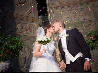 Le nozze di Mirko  e Francesca